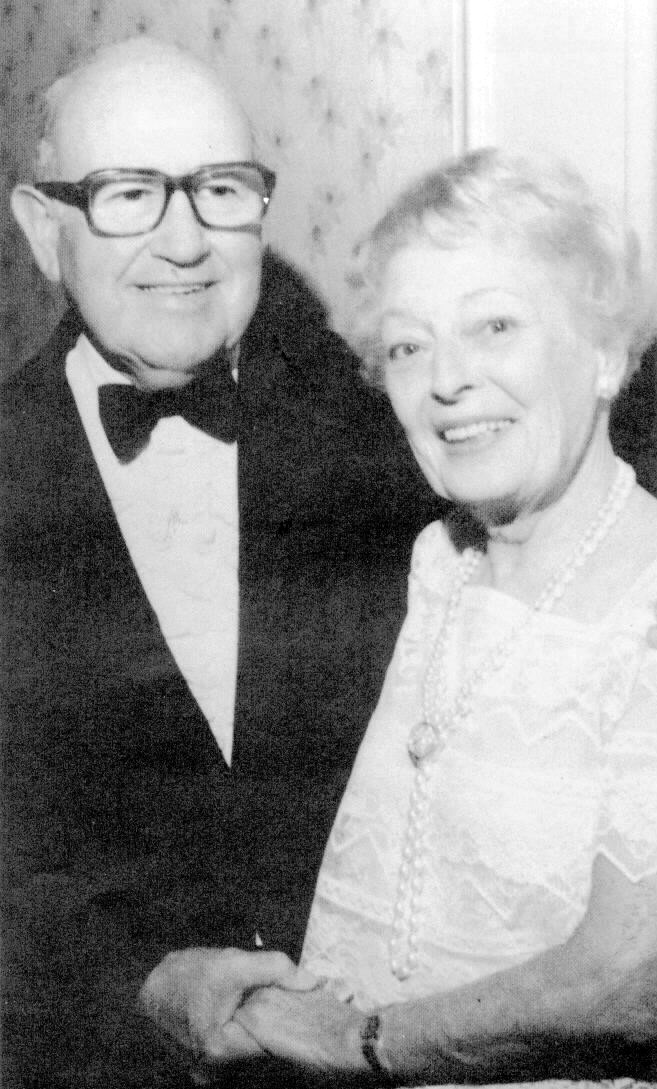 Albert J. and Angie Smith