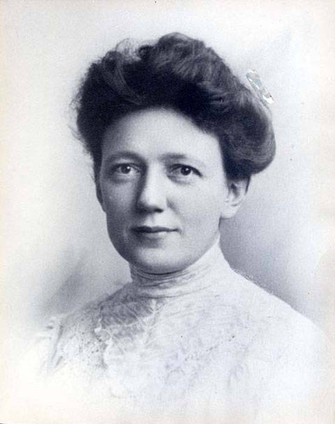 Dr. Amelia Louise Klehm can lay claim to being one of the first physicians to set up practice in Skokie (then Niles Centre)